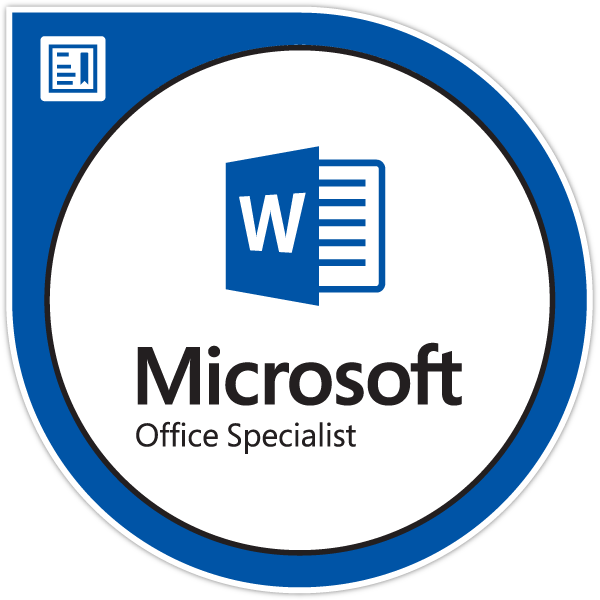 Formation Specialist Exam 77-418: Microsoft Office Word 2016