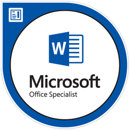 [CB0005] Formation MOS Specialist Exam 77-725: Word 2016: Core Document Creation, Collaboration, and Communication